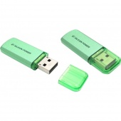 Память Flash USB 32Gb SP Helios 101 green