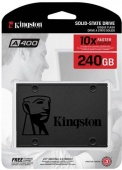 "SSD 2,5"" SATA3 240Gb Kingston SA400S37/240G"